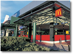 Jonmer Property Developers - McDonalds building